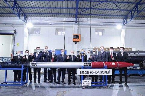 Турция анонсировала разработку ракеты для полета на Луну