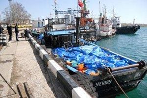 Кримські прикордонники затримали турецьких ловців камбали
