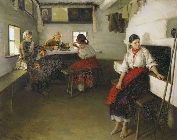 «Свати», 1893