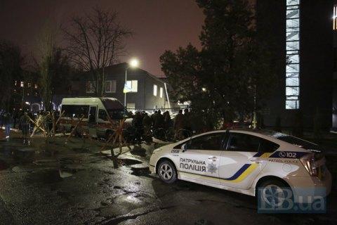 Полиция не выявила нарушений в действиях блокировщиков NewsOne