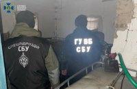 На Сумщині СБУ викрила ділків, які майже рік крали нафту з державного нафтопроводу