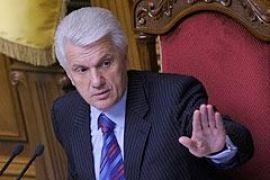 Литвин: закрепить полномочия Януковича через референдум невозможно