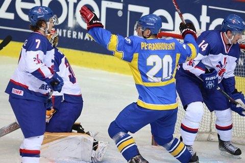 Сборная Украины по хоккею выиграла чемпионат мира в дивизионе 1B