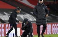 """Тренер """"Саутхемптона"""" разрыдался прямо на поле после победы над """"Ливерпулем"""" в матче АПЛ"""