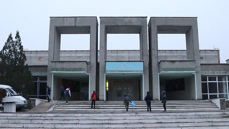 Здание спорткомплекса