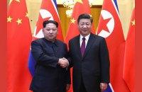 Сі Цзіньпін уперше прибув у Північну Корею