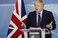 Борис Джонсон выступил за свободную торговлю Британии с ЕС