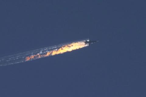 Сбивших российский Су-24 турецких пилотов задержали по делу о перевороте