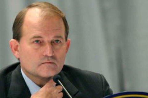 Державіаслужба повідомила про 21 дозвіл для літака Медведчука на польоти з України в РФ