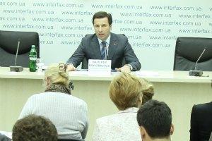 Коновалюк идет на выборы с нереализованной программой Януковича