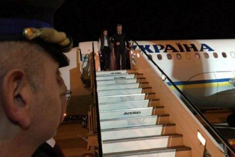 Порошенко собрался в Японию