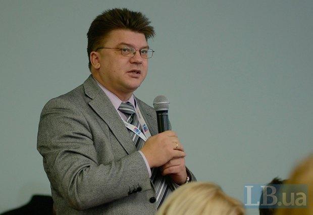 Президент аналитического центра «Открытая политика» Игорь Жданов