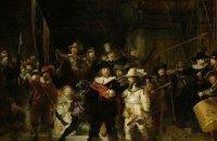 В Голландии школьный учитель провел ночь под картиной Рембрандта в музее