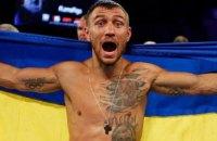 "Ломаченко признан лучшим боксером мира по версии ""The Ring"""