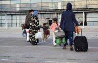 """У суботу прикордонники оформили в """"Борисполі"""" пасажирів трьох рейсів з Афганістану"""