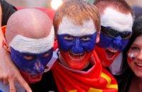 УЄФА може оштрафувати збірну Росії на шість очок