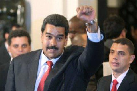 Референдум по отставке Мадуро пройдет не ранее 2017 года, - Центризбирком Венесуэлы