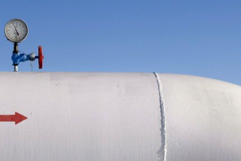 Україна встановила рекорд добового імпорту газу з Євросоюзу