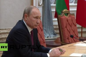 """Путін, можливо, хворий на грип, - """"Дождь"""""""