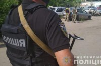 В Полтаве мужчина с гранатой взял в заложники полковника Нацполиции (обновлено)