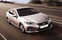 Тест-драйв нового Lexus ES в салонах официальных дилеров Lexus