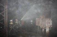 """На шахті """"Покровська"""" в Донецькій області сталася пожежа"""