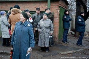 Колония, в которой сидит Тимошенко. Прорыв, пожар, поломка и пикет