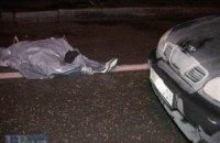 На Русанівці в Києві таксист на повній швидкості збив двох пішоходів