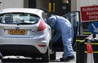 Британская полиция провела обыски по трем адресам после вчерашней попытки теракта