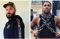 Бій Усика з Джойсом буде за пояс чемпіона WBO