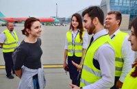"""Аеропорт """"Львів"""" обслужив мільйон пасажирів на три місяці раніше, ніж 2017 року"""