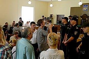Судове слідство у справі Оксани Макар завершено