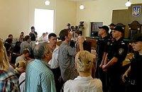 Обвинувачені в убивстві Макар побилися в залі суду
