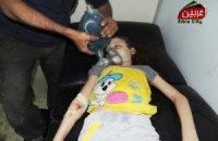 ООН обвинила Дамаск в использовании химоружия