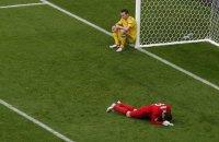Сборная Украины потеряла шансы на выход в плей-офф Евро-2016