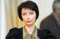 Суд арестовал три квартиры Елены Лукаш в Киеве