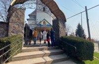 На Закарпатье 19 человек заразились во время службы в церкви