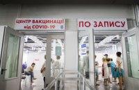 За добу в Україні вакцинували проти ковіду 129 027 осіб