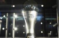 ФІФА назвала найкращих футболістів і тренера року