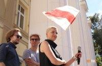 Белорусская оппозиция готовит санкционный список имени заключенной Марии Колесниковой