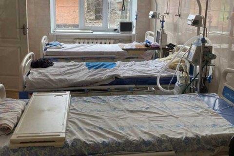 COVID-ліжка в українських лікарнях заповнено у середньому на 40%, – МОЗ