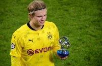 Эрлинг Холанд установил очередной рекорд Лиги чемпионов