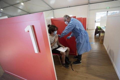 За добу майже 134 тисячі українців вакцинувалися проти ковіду