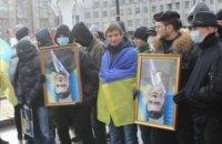 Луцкого активиста арестовали на 2 месяца из-за портретов Януковича
