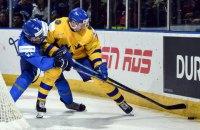 На молодіжному чемпіонаті світу хокеїст збірної Швеції закинув чудову шайбу
