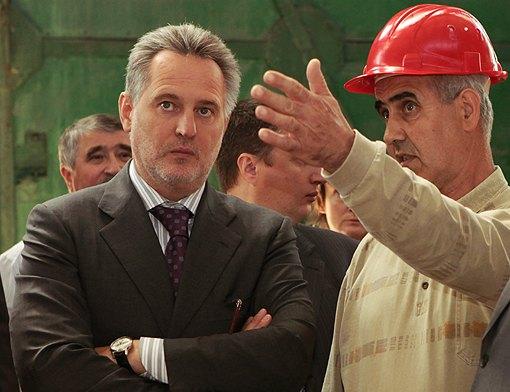 Фирташ продолжает строить свой бизнес в Украине
