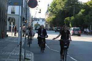 Велосипедисты в Брюсселе могут ездить на красный свет