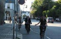 Велосипедисти в Брюсселі можуть їздити на червоне світло
