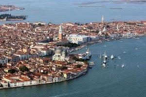 Венеція пішла під воду