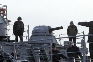 Обнародованы фамилии 6000 моряков, оставшихся в Крыму